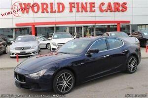 2014 Maserati Ghibli S Q4 | Nav | Rear.Cam | Keyless-GO