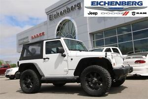 2012 Jeep Wrangler Sport *ONE OWNER*
