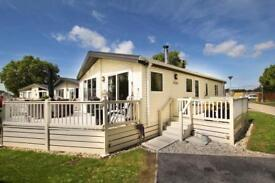 Private Sale luxury lodge. Willerby Clearwater + deck. 11.5 month season