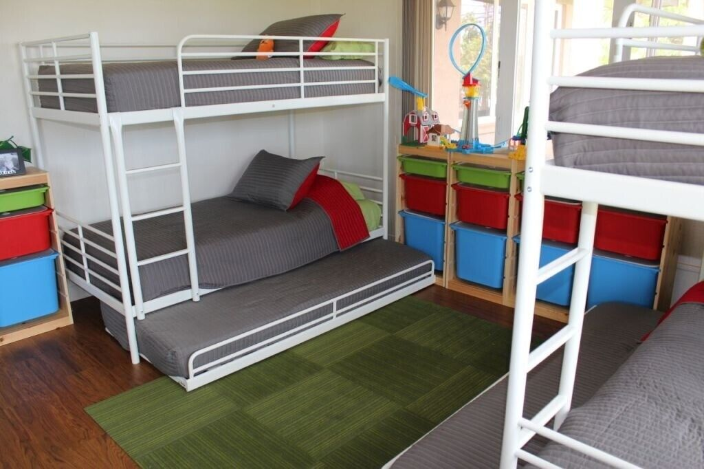 Ikea Bunk Bed With Trundle In Woburn Sands Buckinghamshire Gumtree