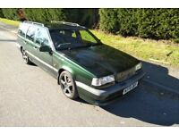 VOLVO 850 T5R 3 owners 138k miles Auto