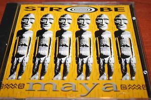 STROBE Maya !!! BIG CAT REC PSYCHODELIC SPACE ROCK VERY RARE HARD TO FIND - <span itemprop=availableAtOrFrom>Poznan, Polska</span> - STROBE Maya !!! BIG CAT REC PSYCHODELIC SPACE ROCK VERY RARE HARD TO FIND - Poznan, Polska