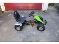 Child's go-cart/pedal car - suit child 3yr +.