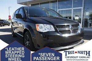 2015 Dodge Grand Caravan SXT FWD - SET OF WINTER TIRES & RIMS