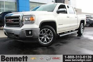 2014 GMC Sierra 1500 Z71 SLT - 5.3V8 4x4 with Nav 20 Rims Heated