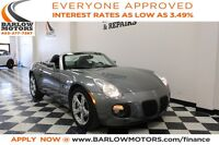 2007 Pontiac Solstice Rare GXP Model Loaded with Low km! $268.72