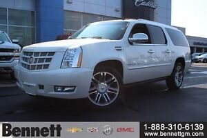 2014 Cadillac Escalade ESV ESV - 6.2V8 ULTRA LUXURY with Power B