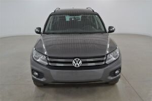 2015 Volkswagen Tiguan 4Motion Sieges Chauffants*Camera Recul*