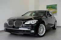 2012 BMW 750i xDrive Location 710$* // Executive + Certifié BMW