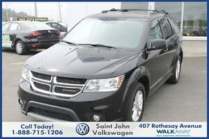2016 Dodge Journey $197 Bi-Weekly (SXT)