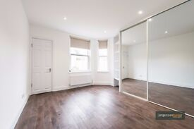 ****BRAND NEW REFURBISHED THROUGHOUT TWO BEDROOM PERIOD CONVERSION GROUND FLOOR GARDEN FLAT****