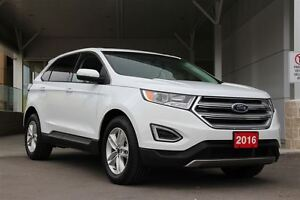 2016 Ford Edge SEL AWD 201A 3.5L V6 with Leather