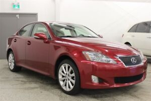 2010 Lexus IS 250 - Leather| Sunroof| AWD| Navigation