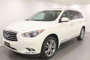 2014 Infiniti QX60 7 Pass| Auto|AWD| Fully Loaded| Must See!!