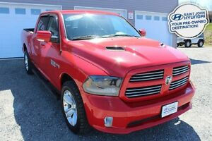 2015 Ram 1500 Sport! HEATED SEATS! BACK UP CAM! ALPINE STEREO!