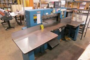 Online Auction/ Encan en Ligne - Commercial Printers. February 28th. See Catalogue and Bid Now!