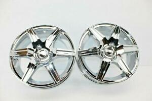 BRAND NEW SET OF 2X FRONT WHEELS 14X5 FOR CAN-AM SPYDER RS 08-12 99.99$+tx