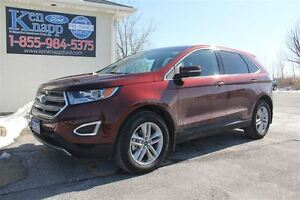 2016 Ford Edge SEL 2.0L FWD NAV SUNROOF