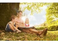 After School Nanny Required in Kensington - GREAT salary