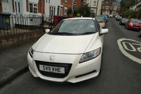HONDA CRZ HPI CLEAR ! VERY ECONOMICAL ! GREAT CAR! £20 A YEAR ROAD TAX !