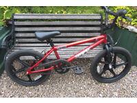 Bikes BMX street bike