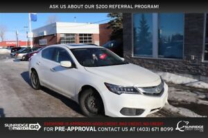 2016 Acura ILX Base w/Premium Package