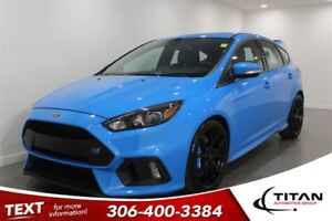 2016 Ford Focus RS Blue|Low Kms|Cam|Moonroof