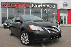 2015 Nissan Sentra 1.8/S/ECO/USB/AUX/Power Locks