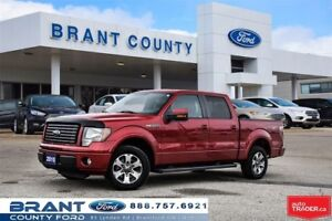 2010 Ford F-150 FX2 - CLEAN CARPROOF, TRAILER TOW, ROOF!
