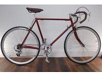 Vintage road bike - Brand new