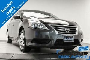 2015 Nissan Sentra 1.8 S * AUTOMATIQUE, A/C, BLUETOOTH, CRUISE