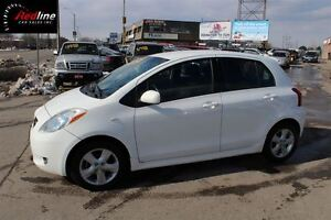 2007 Toyota Yaris RS ALLOYS-VERY CLEAN