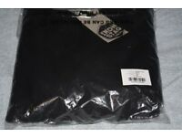 BNWT Iron Stag Rivington Youth pullover hoody black Age 11-12