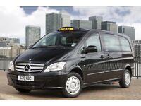 Liverpool taxi cab long collar