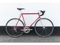 De Mayo Italy bike 58 cm new parts