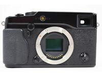 Fuji Fujifilm X-Pro1 and Fujinon Fuji XF35mmf1.4 Lens - Mint Condition