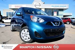 2015 Nissan Micra SV *Rear view monitor|Bluetooth*