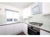 MODERN and BRIGHT one double bedroom apartment with private PATIO area and Parking