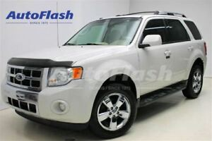 2010 Ford Escape Limited V6 AWD * Cuir * Toit * Extra Clean! *