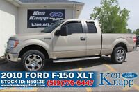 2010 Ford F-150 XLT | 5.4L V8 | 4X4 | Cloth