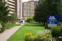 Two Bedroom Apartments in Guelph near Riverside Park