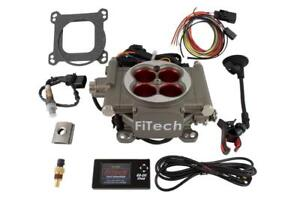 Fitech Fuel Injection System Street EFI Carburator Conversion Kit 400hp Nova Camaro Chevelle Corvette
