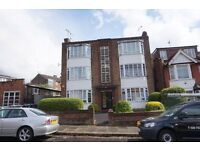Modern two double bedroom flat on second floor in Cleeve Court, Hampden Road, London N10