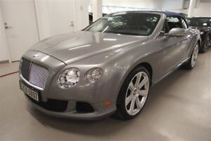 2012 Bentley Continental GTC 41500km IMPECABLE