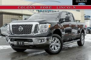 2016 Nissan Titan XD LIKE NEW! DIESEL, NAV, LOW KM'S!