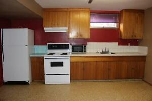 Basement suite close to Londonderry Mall(utilities included)