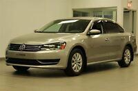 2012 Volkswagen Passat 2.5 Comfortline MAGS