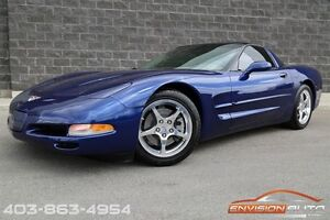 2004 Chevrolet Corvette Coupe - 1SB - Dual Tops - Commemorative