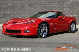 2008 Chevrolet Corvette Z06 \ SPOTLESS HISTORY \ ONLY 17, 400 KM