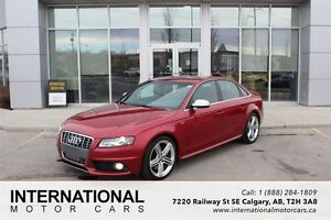 2010 Audi S4 NAVI! BACKUP CAM! SPORT DIFF! LOADED!